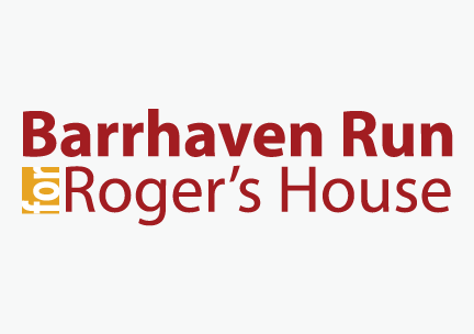 Barrhaven Run for Rogers House Logo
