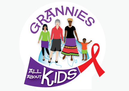 Grannies All About Kids Logo