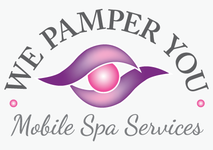 We Pamper You Logo