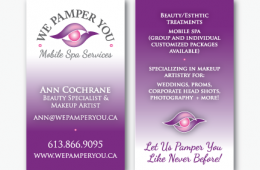 We Pamper You
