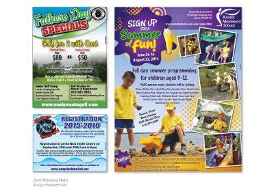 Advertisements 1-83