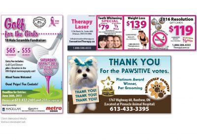 Advertisements 1-86